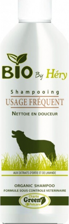 Shampoing usage fréquent