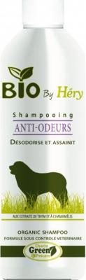 Shampoing anti-odeur
