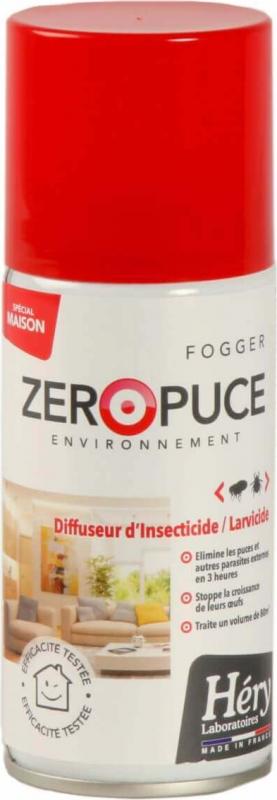 Fumigene anti puce Fogger zéro puce dans l'habitat