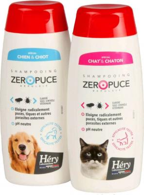 Flea Repellent Shampoo