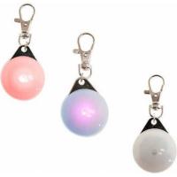 Pendentif à LED Blinki Disc - 3 couleurs