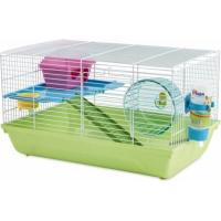 Cage Martha Double pour Hamster et petit rongeur