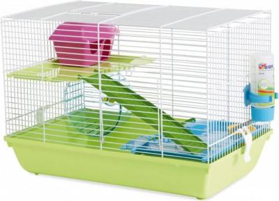 Cage Martha Triple pour Hamster et petit rongeur