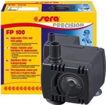 Bomba de filtración y circulación de agua SERA FP