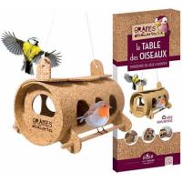 Speelhuisje voor vogels - Voerbak