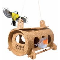 Comedouro para pássaros de exterior