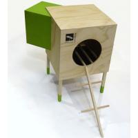Poulailler design Loft 1 à 2 poules Pousse Créative