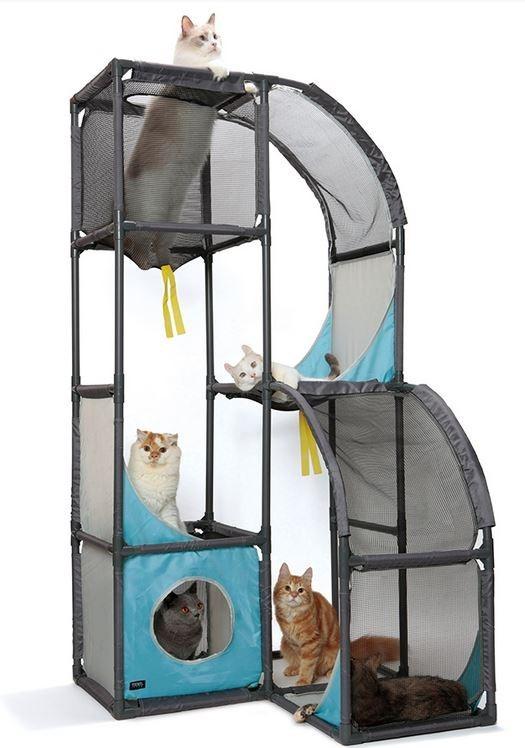 Arbre chats skyscraper arbre chat - Arbre a chat original ...