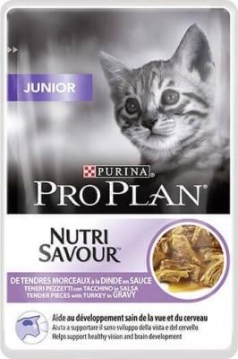 Pâtée Junior NUTRI SAVOUR à la dinde