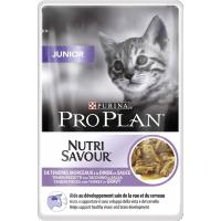 PRO PLAN Junior Patê de peru em molho para gatinhos