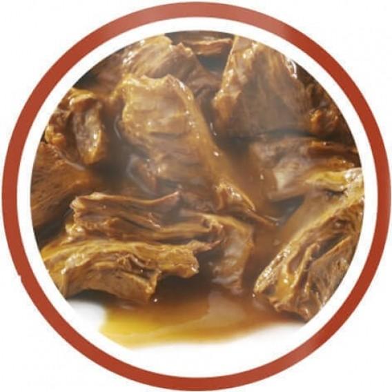 Paté Sterilised de buey 85 gr. - Salud de las vías urinarias