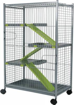 Cage maxi Loft Furet / Rat / Chinchilla 70 cm
