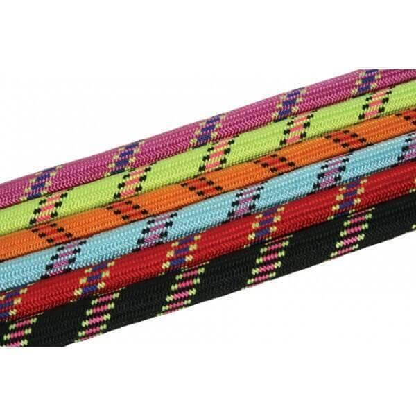 Laisse corde en nylon COLORIS NOIR_1