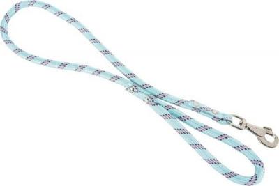Laisse corde en nylon Turquoise