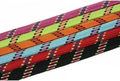 Collar estrangulador de cuerda de nylon - Diversos colores