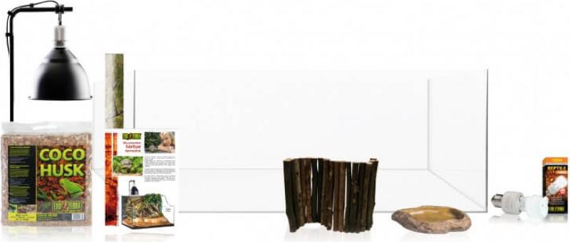 Kit tortuga terrestre 79 x 39 x 27 cm
