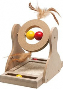 Tumbler Wooden Toy
