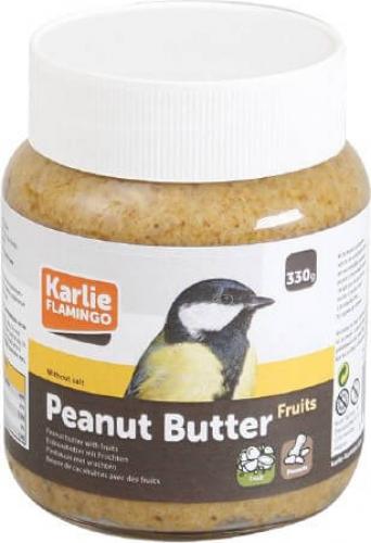 Beurre de cacahuètes fruits
