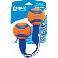 Balle pour chien double ULTRA DUO TUG Chuckit!