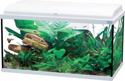 Aquadream blanc 60 - 54 litres avec éclairage LED