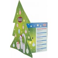 Boîte cadeaux de Noël pour chat -- 4 surprises