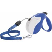 Correa extensible Amigo cordón azul carcasa blanca