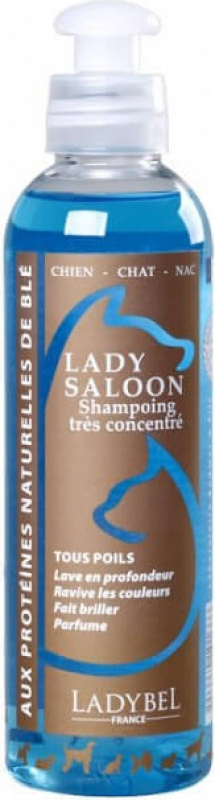 Shampoing LADY SALOON