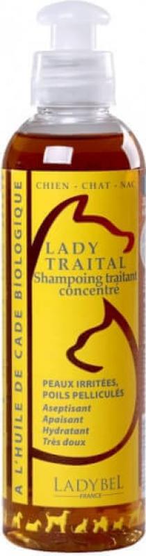 Shampoing LADY TRAITAL peaux sensibles