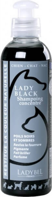 Shampooing LADY BLACK