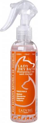 Shampooing sec LADY DRY BATH