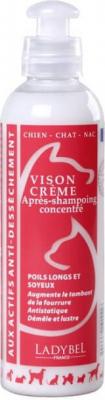 Après-shampooing démêlant VISON CREME