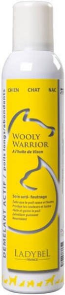 Conditionneur défeutrant WOOLY WARRIOR