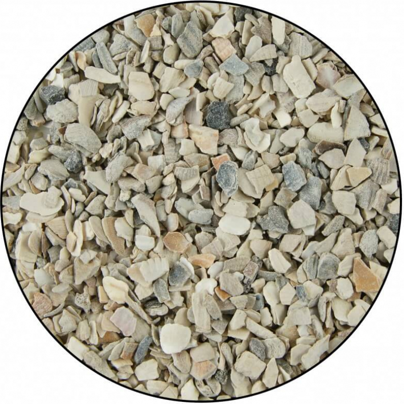 Crushed oysters shells 5kg