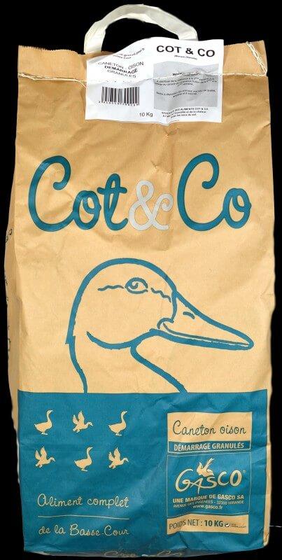 Cot&Co Caneton Oison Granulés