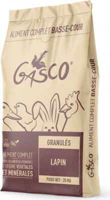 Cot & Co Rabbit granules 25kg