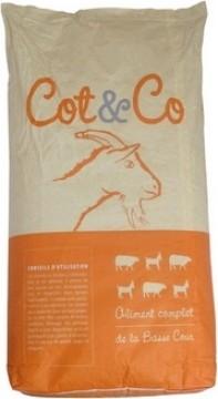 Cot & Co Voeding voor dwerggeiten en schapen