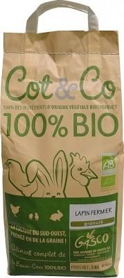 Bio-Futter für Nagetiere