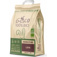 Granulé BIO Lapin GASCO - 5 KG