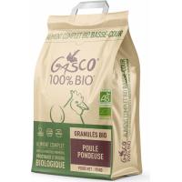 Cot&Co BIOfutter für Legehennen - Granulat 5 kg