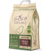 Cot&Co BIOfutter für Legehennen im 1. Lebensalter - Granulat 5 kg