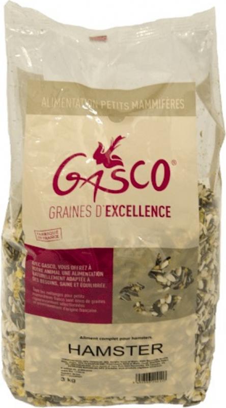 Gasco mélange complet Hamster