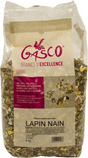 Gasco mélange complet Lapin Nain