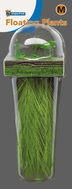 k nstliche pflanze schwimmend mit wurzeln k nstliche. Black Bedroom Furniture Sets. Home Design Ideas