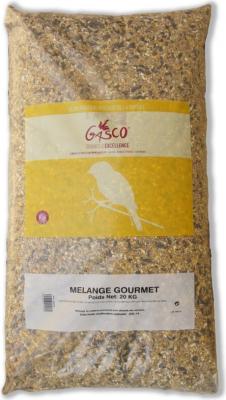 Mélange Gourmet  - Graines pour oiseaux du ciel