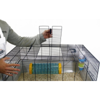 Gabbia per ratto 80 cm Ruffy 2