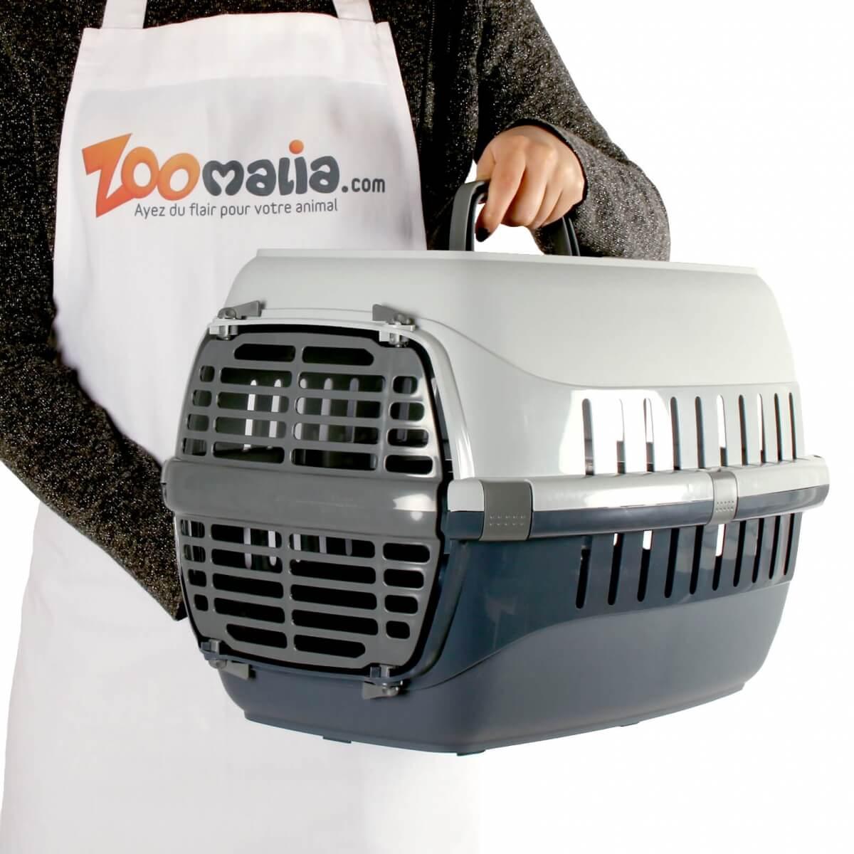 transportbox f r kleine hunde oder katzen roadrunner transportboxen. Black Bedroom Furniture Sets. Home Design Ideas