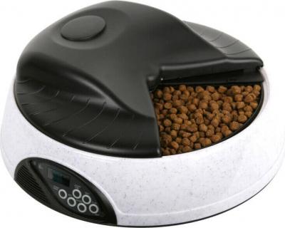 Dispensador automático de comida perro/gato ZD-1+