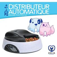 Distributeur automatique de croquettes ZOLIA ZD-1+ (2)
