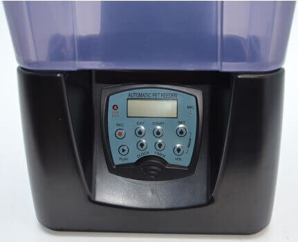 Distributeur automatique de croquettes ZOLIA chien/chat ZD-90_1