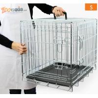 Jaula de transporte para perro ZOLIA KODA